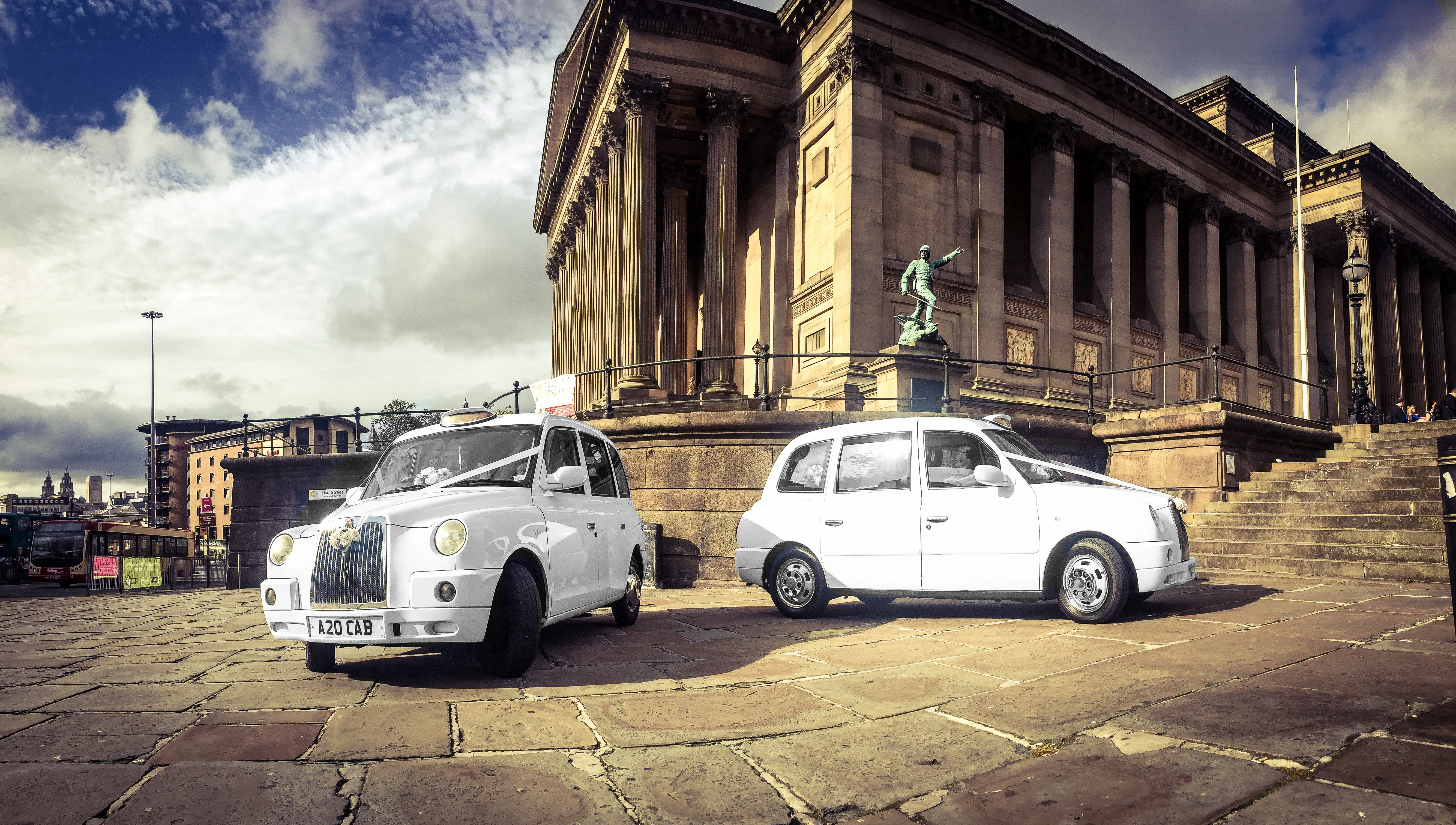 liverpool wedding cabs