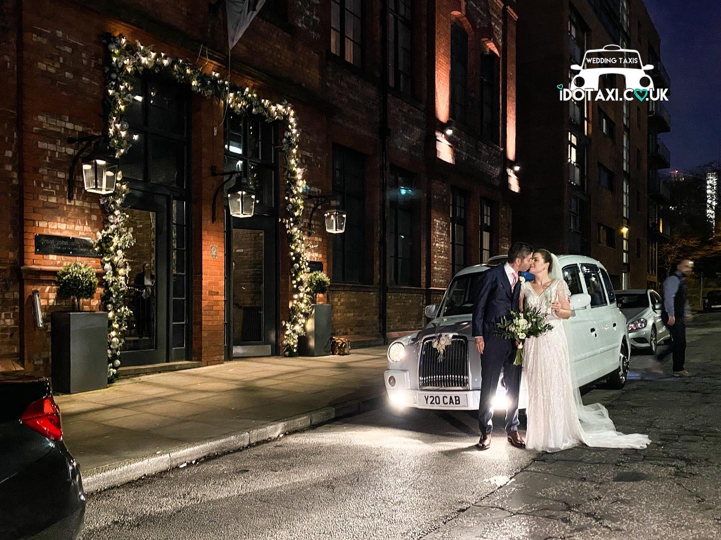 wedding cars and taxis idotaxi manchester